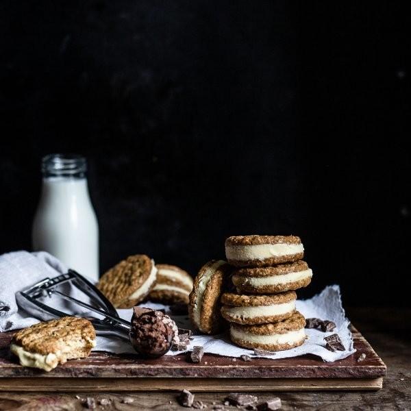 Homemade Ice Cream Sandwich Recipes