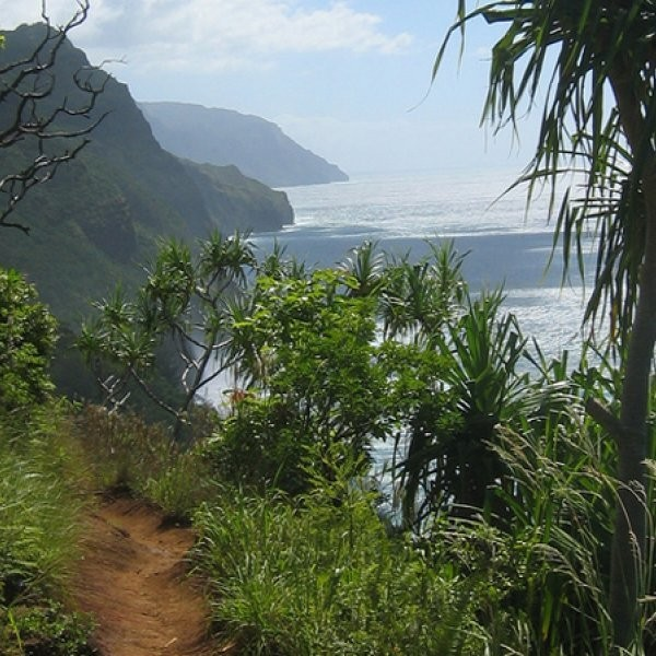 What's a Great Multi-day Hike in Hawaii Ending on a Beach?