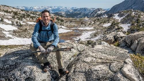 9 Years, 1,000 Miles, 1 Trusty Pair of Trekking Poles