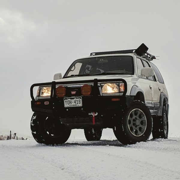 How to Build the Ultimate Winter Vehicle for $10,000