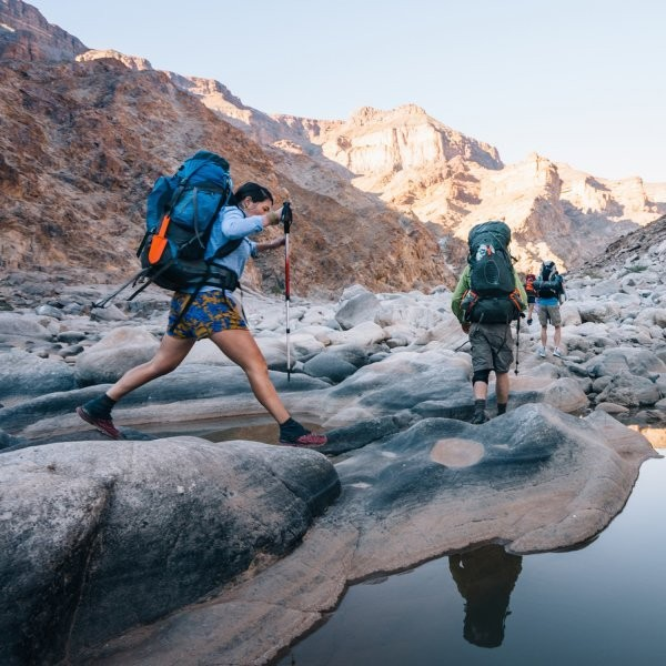 The Surprising Science of Backpacking