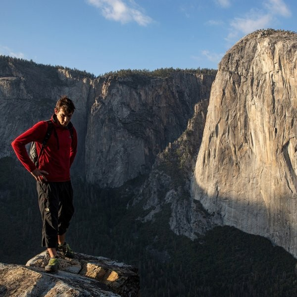 'Free Solo' Is the Best Climbing Movie Ever Made