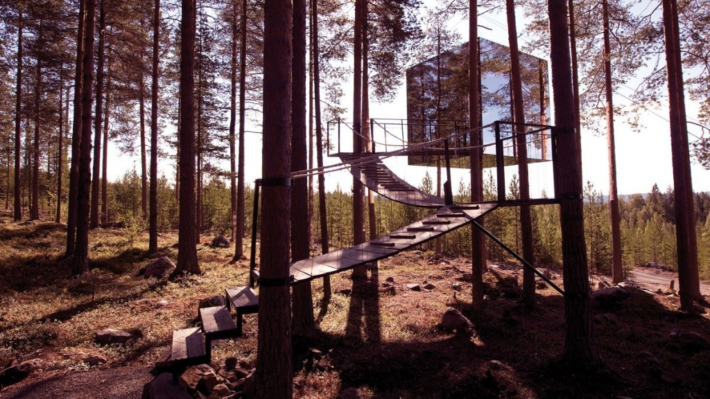 Stay in the Treehouses of the World, from Washington to Brazil