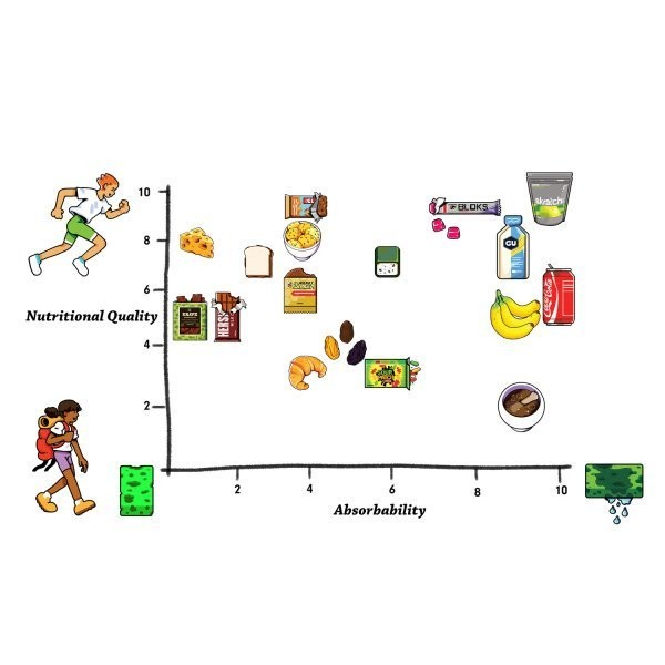 The Best Performance Food for Every Activity