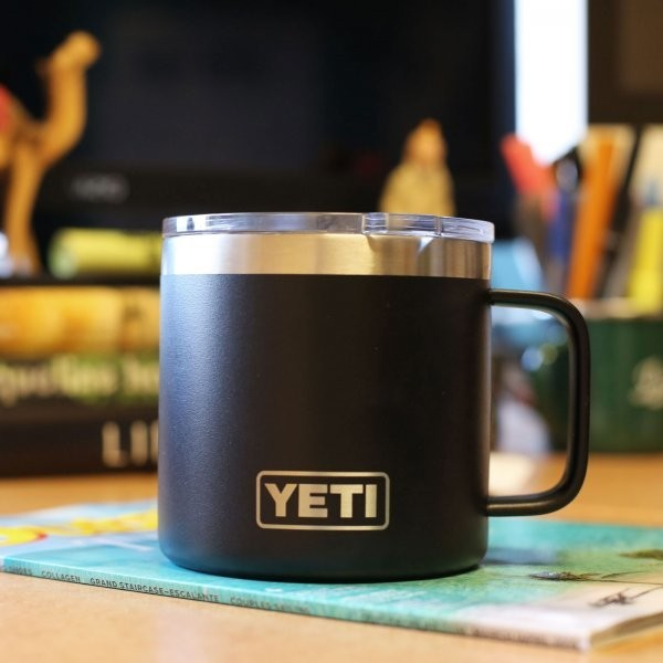 The Yeti Rambler Is the Best Mug Ever Made