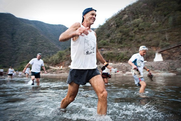 Running Mexico's Copper Canyon