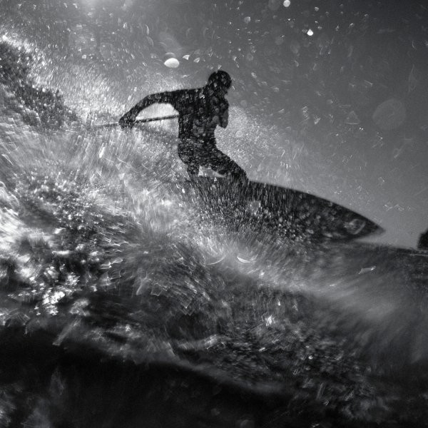 Big-Wave Surfers Are Making SUP Cool