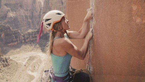 Why Climbing Is Such a Mental Sport
