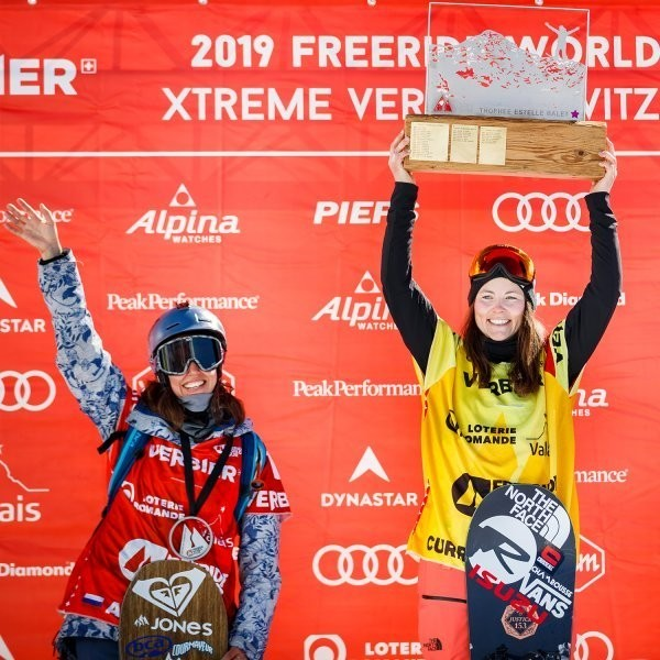 The Freeride World Tour Commits to Equal Prize Money
