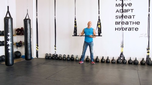 Video: 6 Exercises for a Stronger Back