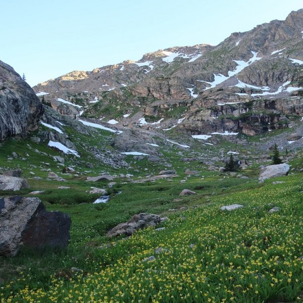 More Backpacking, Less Planning