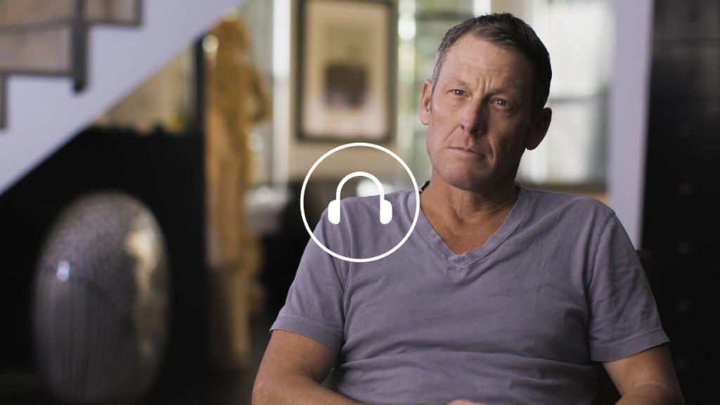 The Filmmaker Who Cracked Open Lance Armstrong