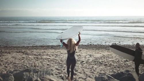 A Classic West Coast Surf Trip