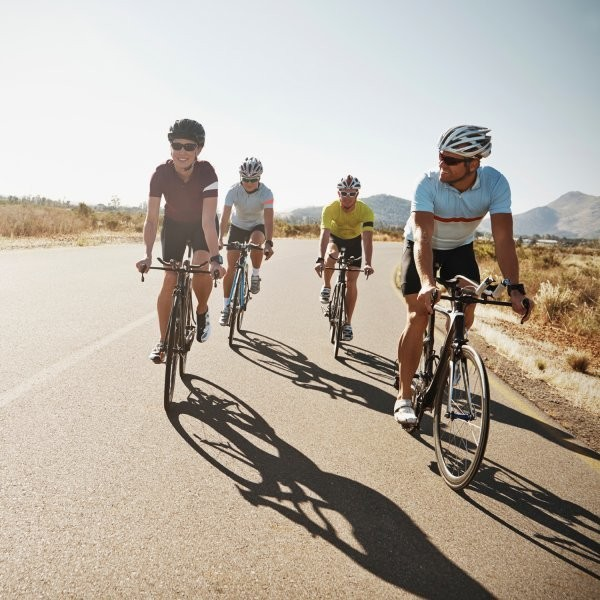 Endurance Sports Will Make You a Better, Calmer Person