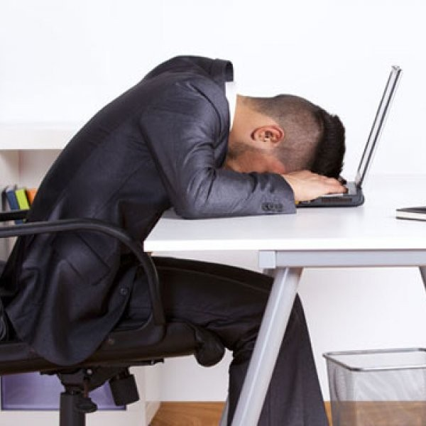How to Take a Nap at Work