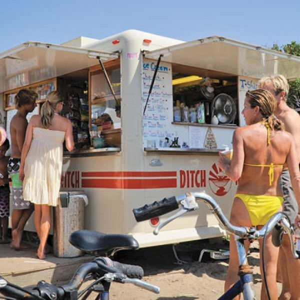 Fill 'Er Up: Where Food and Adventure Meet