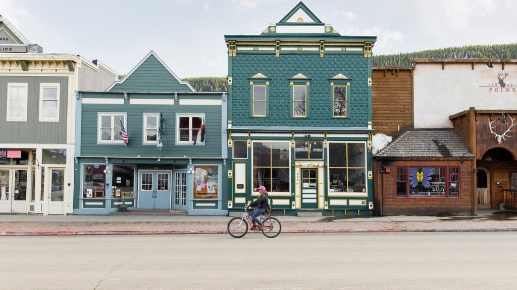 Did Airbnb Kill the Mountain Town?