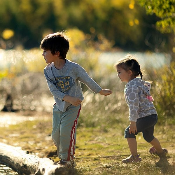 Born to Be Wild: Raising Active Kids
