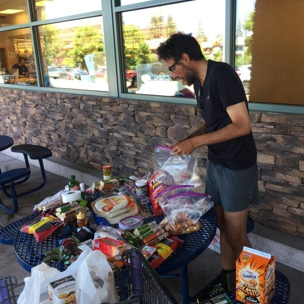The Food Diaries of a PCT Thru-Hiker
