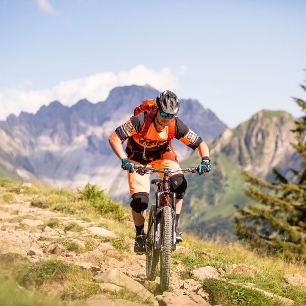 Mountain Biking - Magazine cover