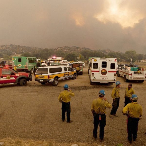 After Yarnell: Why America's Fire-Industrial Complex Can't Be Stopped