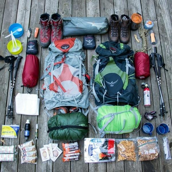 Build an Ultralight Backpacking Kit for $600