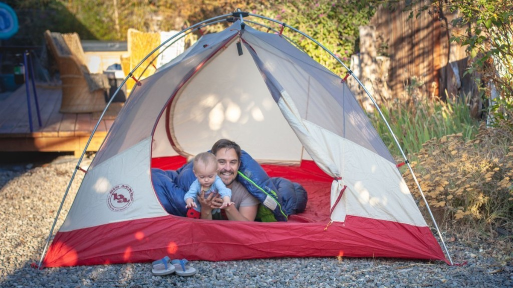 How to Camp in Your Backyard
