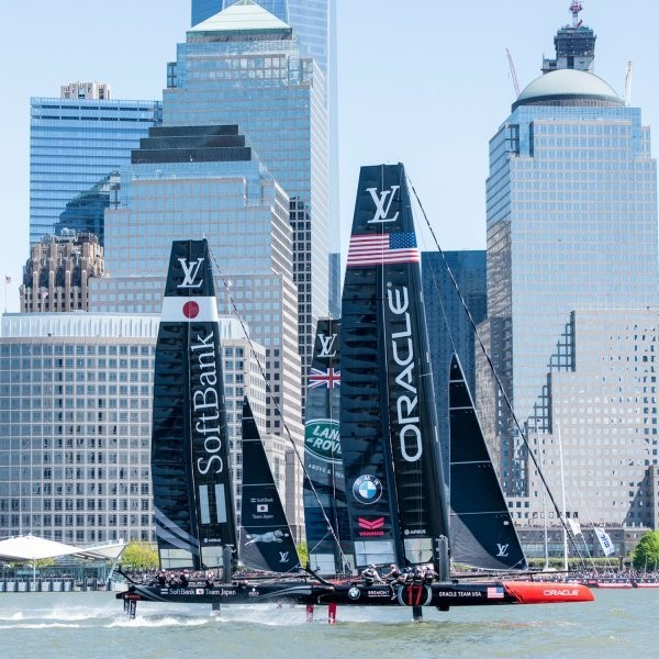 The $10 Million Boat That Will Win the America's Cup