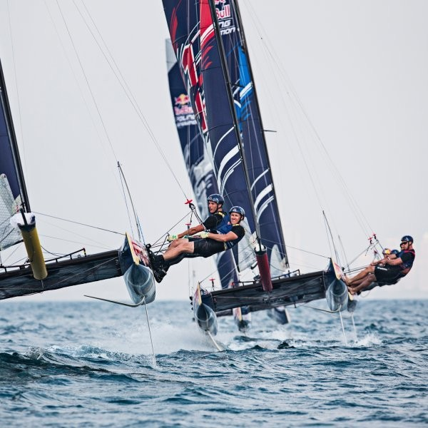 Red Bull Is Making Sailing a Contact Sport