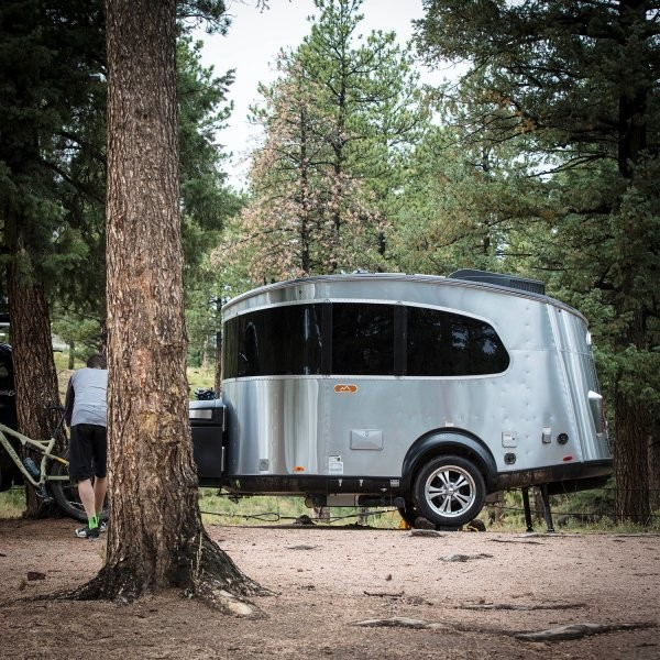 Testing the New Airstream Basecamp