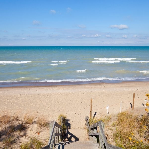 Visit Indiana Dunes, America's Newest National Park