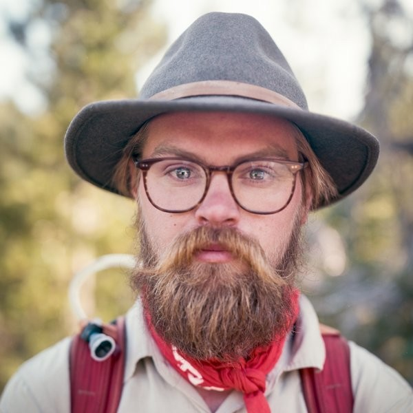 Portraits of the Pacific Crest Trail