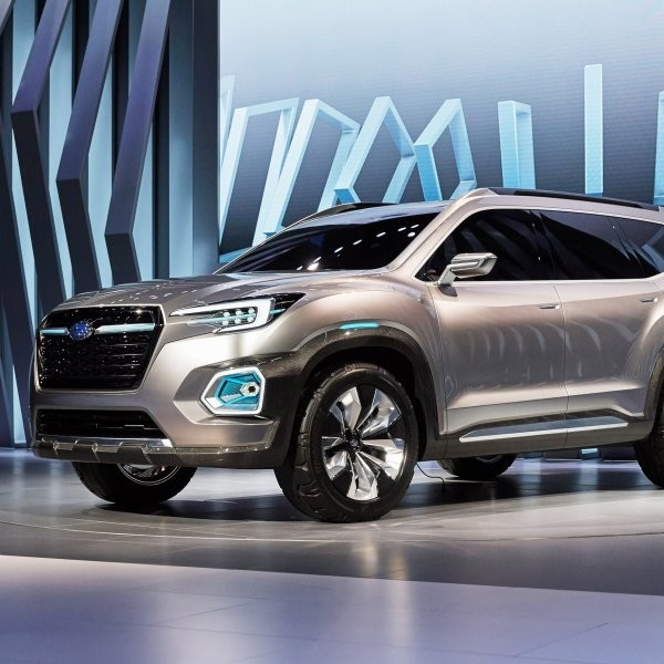 This Is Your Family's Next Subaru