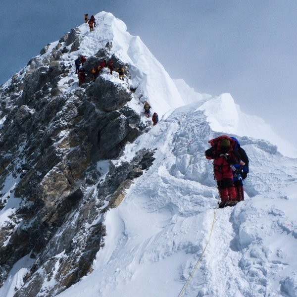 Proof That Everest's Hillary Step Is Officially Gone