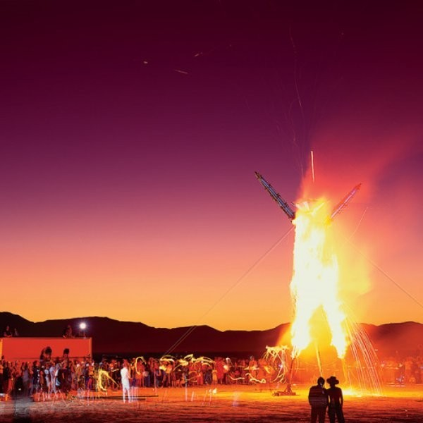 An Oral History of Burning Man, the Biggest, Weirdest, Most Clothing-Optional Desert Carnival on the Planet | Events
