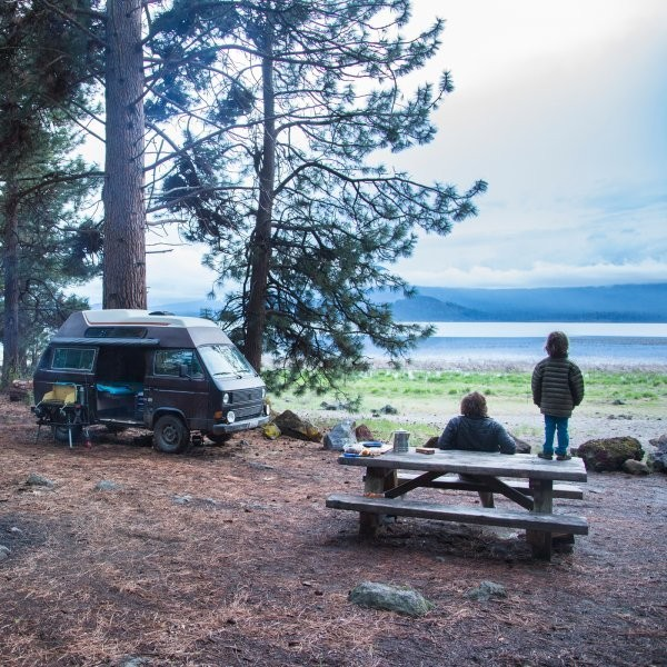 What You Should Know Before Starting Vanlife with Kids