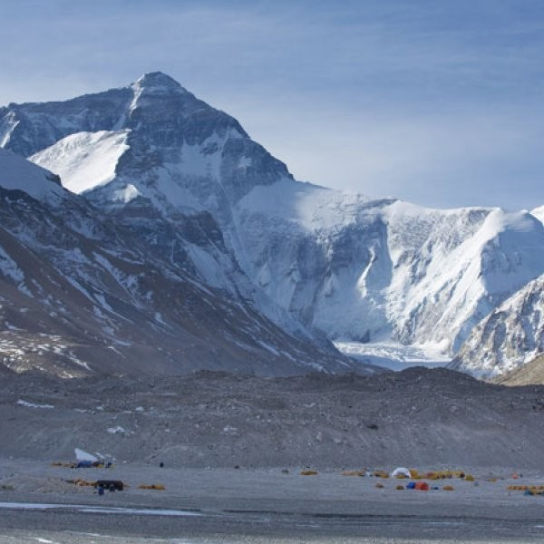 16-Year-Old Heads for Everest