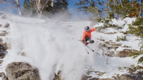 11-Year-Old Kai Jones Rips Up Jackson Hole