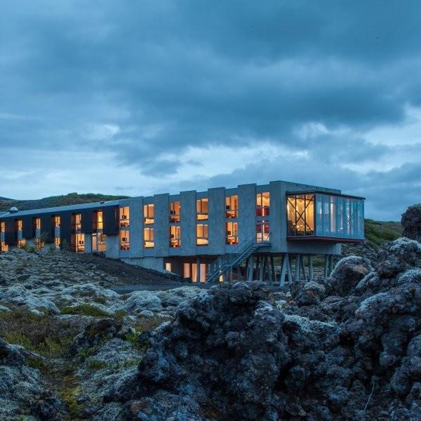 Iceland's Sleek, Wild Escape