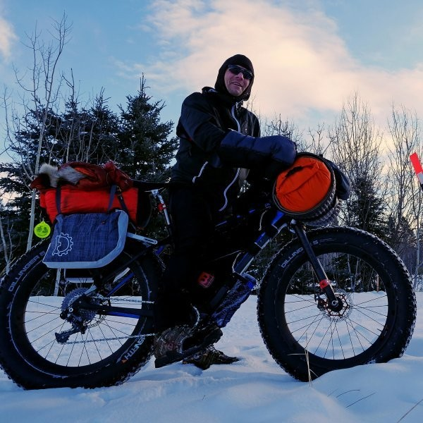 No One Had Ever Fat Biked the Yukon Quest Race—Until Now