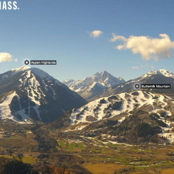 Aspen Goes High-Tech for Mountain Webcams