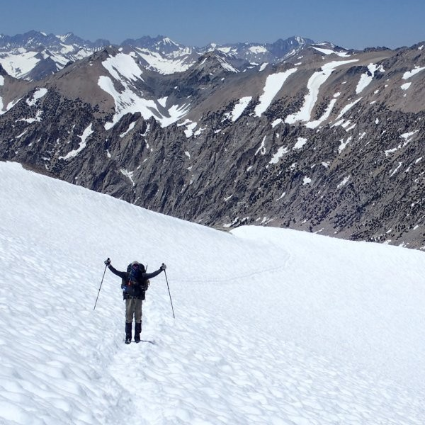 Crampons and an Ice Ax: High Sierra Recommendations