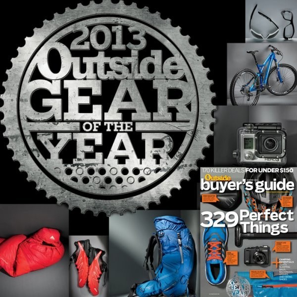 Outside's 2013 Gear of the Year