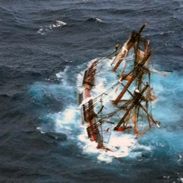 Sunk: The Incredible Truth About a Ship That Never Should Have Sailed