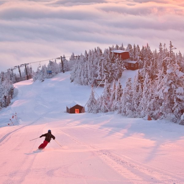 The Best Ski Resorts in the East