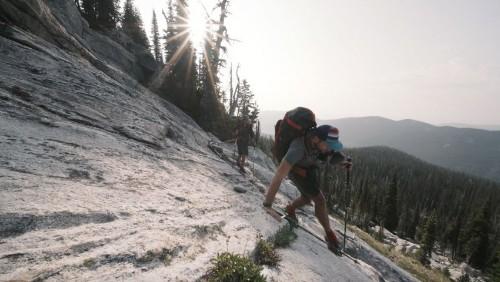 Hiking Lions Head Ridge in Idaho Is Crazy