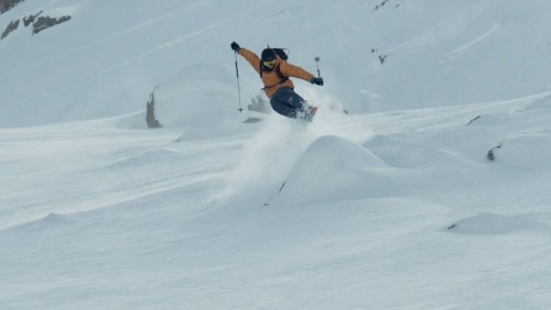Let's All Go Freeskiing in New Zealand