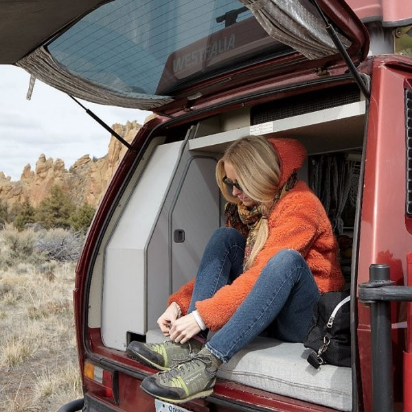 The Best Adventure Vehicle: The Vanagon