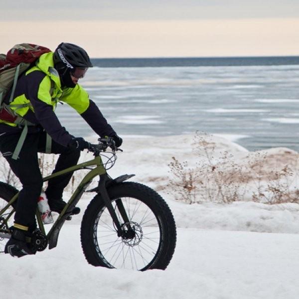 Fat Bikes Vs. the Polar Vortex