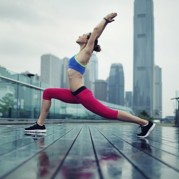 The 5 Best Yoga Moves for Athletes